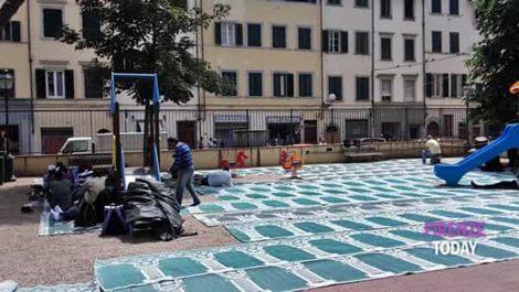 Ramadan a firenze tappetini altoparlante e sermone pure for Piazza dei ciompi