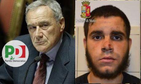 Milano, italo-marocchino accoltella un poliziotto e due militari