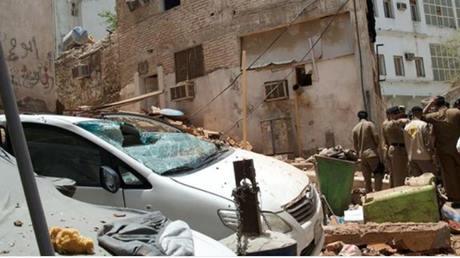 Arabia saudita: sventato attentato a Grande Moschea alla Mecca