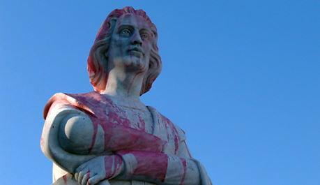 Le proteste e statue vandalizzate di Cristoforo Colombo negli Stati Uniti