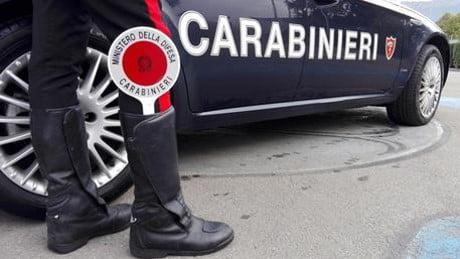 carabinieri effetti collaterali