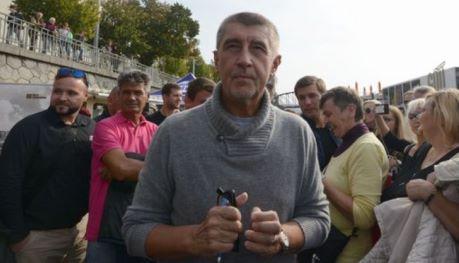 Repubblica Ceca verso destra: vince Babis, il 'Trump di Praga'