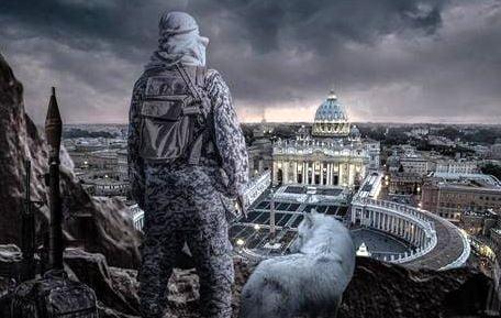 lo Stato islamico prenderà Roma