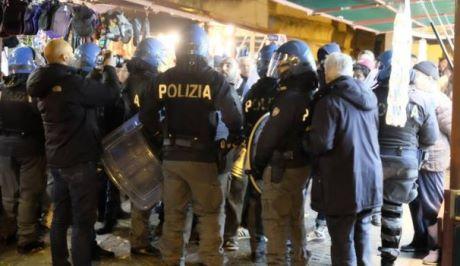 A Forlì scontri tra Forza Nuova e sinistra: ferito un sindacalista