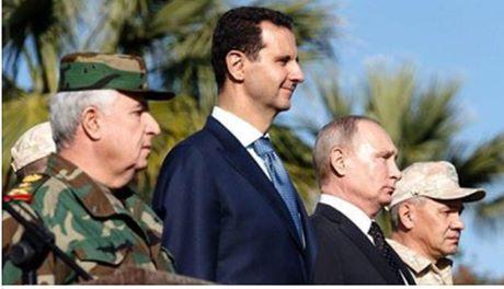 """Putin annuncia ritiro delle truppe russe dalla Siria """"a casa vittoriosi"""" - Imola Oggi"""