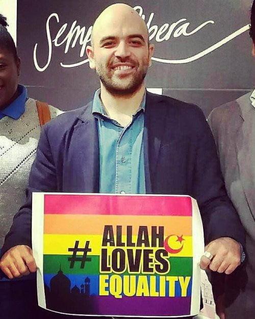 saviano gay islam