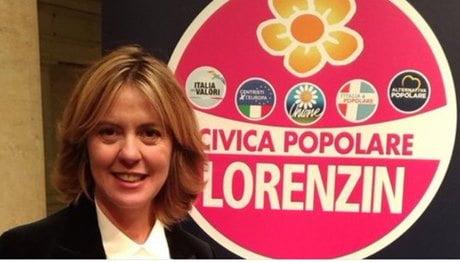 Beatrice Lorenzin e il simbolo