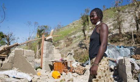 prostitute haiti