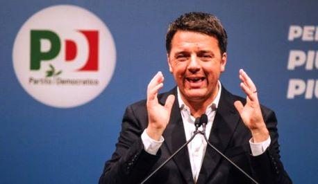 Renzi, chi non è antifascista è indegno della comunità italiana