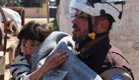 Siria, navi e aerei si prepara un attacco duro