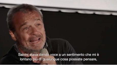Claudio Amendola: non voglio vivere in un paese che chiude i porti