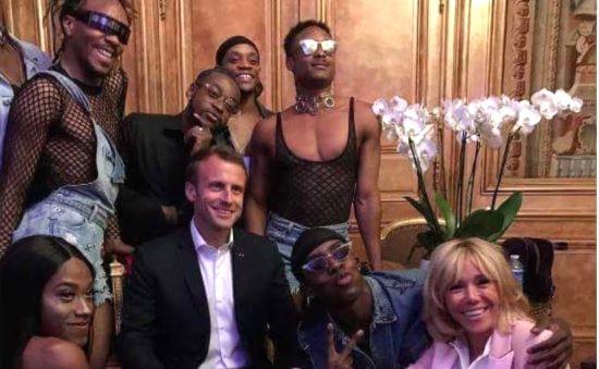 Papa Francesco a Macron: