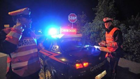 donna violentata carabinieri arresto