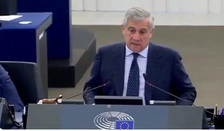 Caso Tajani e Mussolini, l'Anpi: