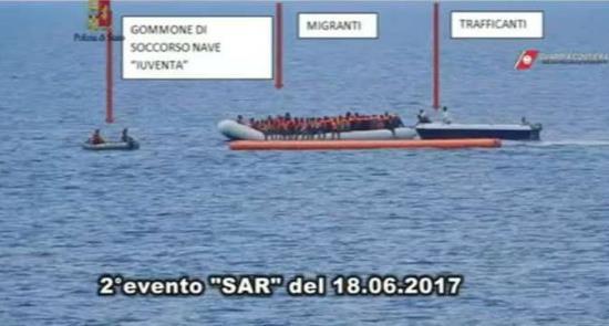 ong migranti