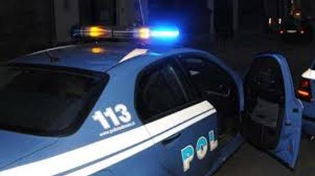 polizia furto