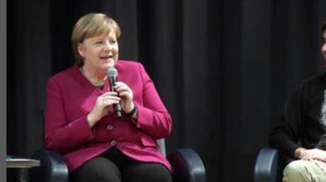 Merkel: Germania consapevole per sofferenze inflitte ai greci durante il nazismo - Imola Oggi