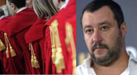 Salvini rinviato a giudizio