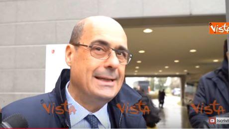 Europee: Cacciari, 'io candidato Pd? dipende da mosse Zingaretti'