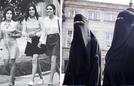 8 Marzo…La regressione culturale dell'Europa, ormai scivolata verso la barbarie, è sotto gli occhi di tutti