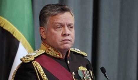 giordania re Abdallah II
