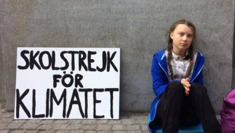 Ambiente, a Greta Thunberg il