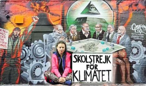 Greta e il complotto massonico sul clima: la dittatura invisibile ...