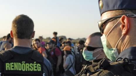 guardie di frontiera