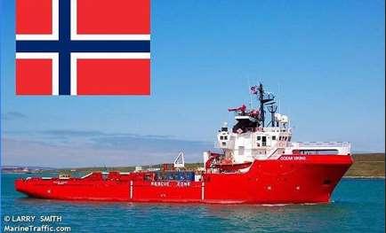 Ocean Wiking salva 85 persone.