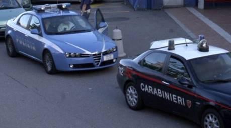 carabinieri multano poliziotti