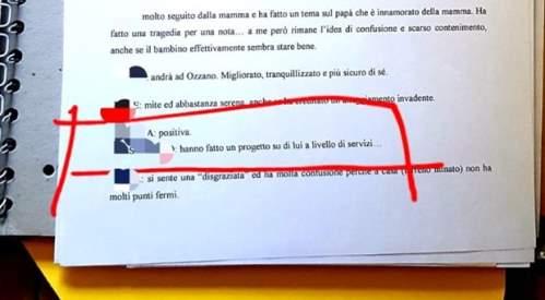 Pianoro: chiesta Commissione indagine su migliaia di bambini schedati - Imola Oggi