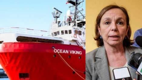 Lamorgese Ocean Viking