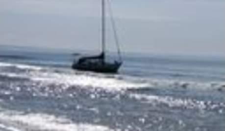 sbarco di migranti sul gargano