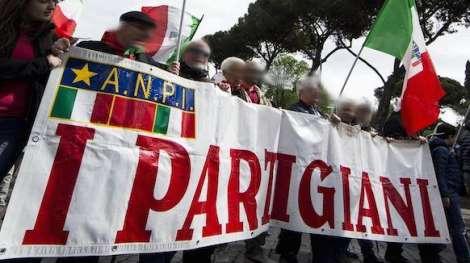 partigiani 25 aprile