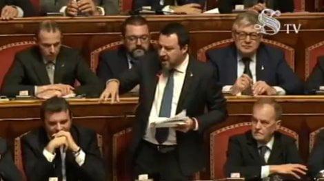 Gregoretti senato autorizza processo a salvini imola oggi for Leggi approvate oggi al senato