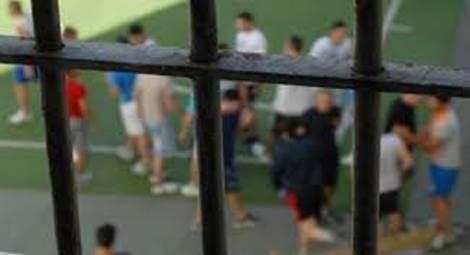 detenuto minorenne