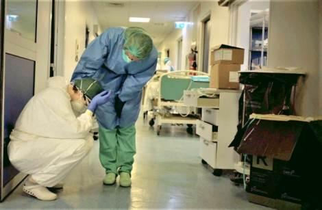 operatori sanitari non vaccinati