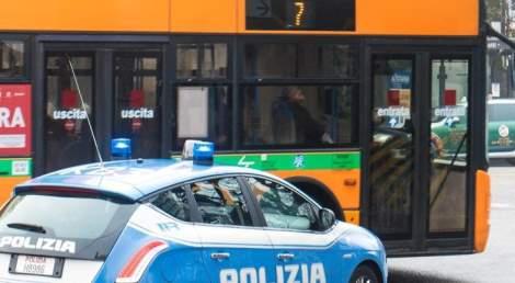 bus migrante stato di ebbrezza