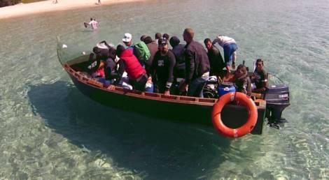 algerini sbarcano in sardegna
