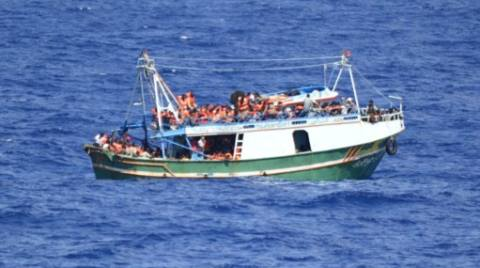 78 sbarcano a Reggio Calabria