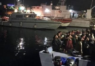 lampedusa sbarchi migranti