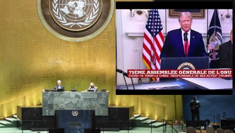 Trump discorso ONU