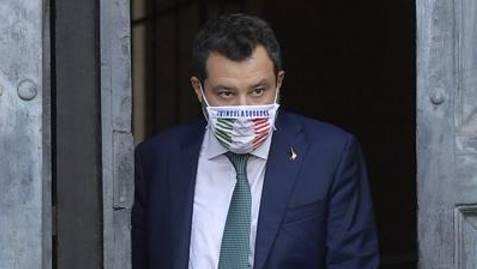 Salvini lockdown senza vaccini