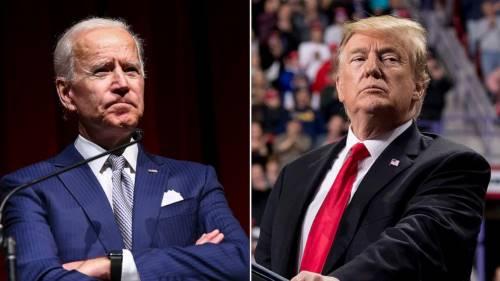 Trump contro Biden