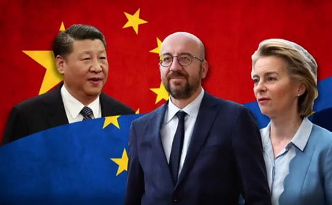 ue e Cina partner commerciale