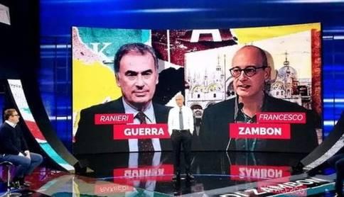Ranieri Guerra Zambon