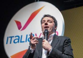Renzi Italia Viva referendum contro il reddito di cittadinanza