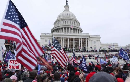 Assalto a Capitol Hill