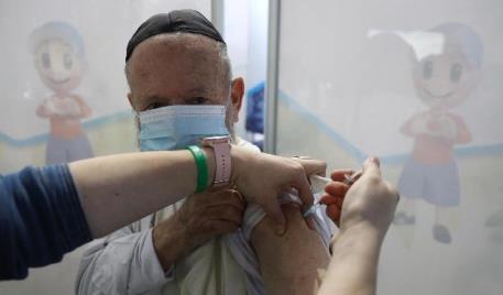 risalgono i contagi in israele