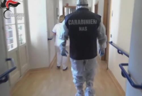 Asl di Caserta carabinieri